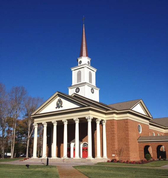 Regent Chapel, Chesapeake, VA
